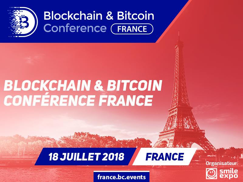 18 juillet Blockchain & Bitcoin Conference France va soulèver le problème de la régulation des crypto-monnaies en Europe