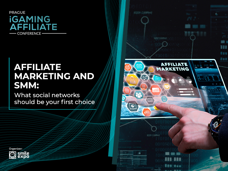 Affiliate marketing on social media: what to start with