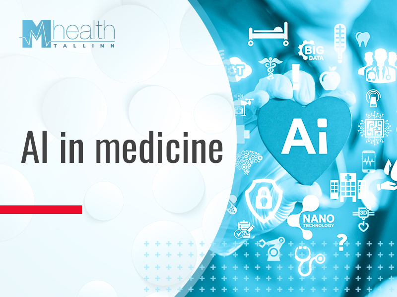 AI in medicine: hospitals optimization, disease diagnostics, and drug development