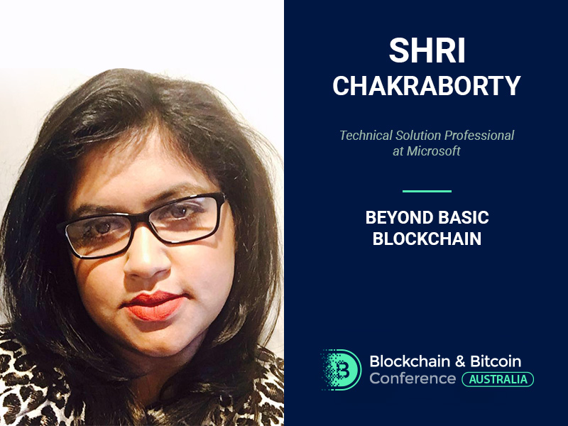 All Important Things About Blockchain: Shri Chakraborty, Microsoft, Will Share Knowledge