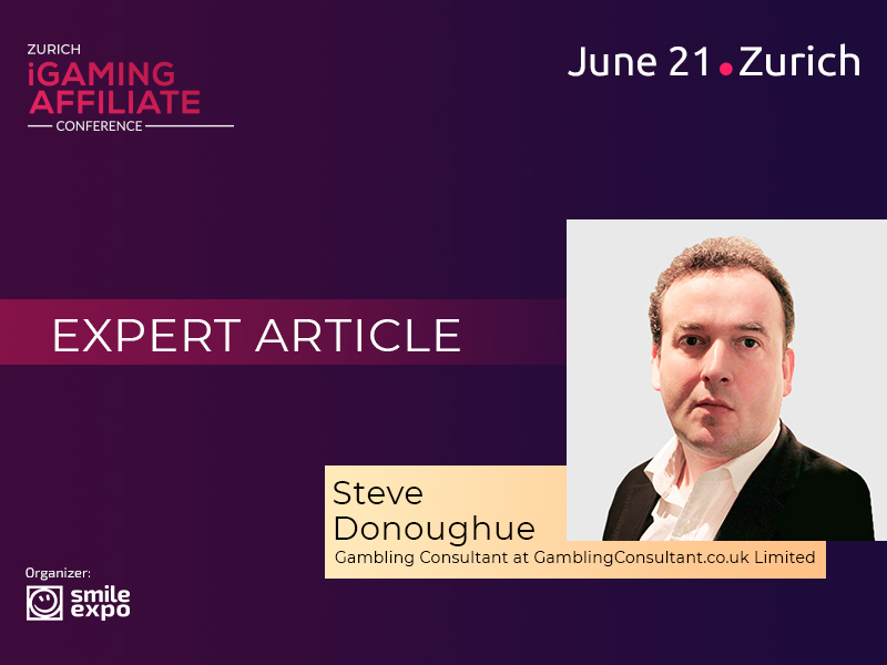 Analysis of European Online Gambling Market in 2019: Steve Donoughue