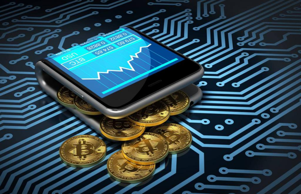 Apple impose son véto sur le minage de crypto-monnaies sur les apps de iOS