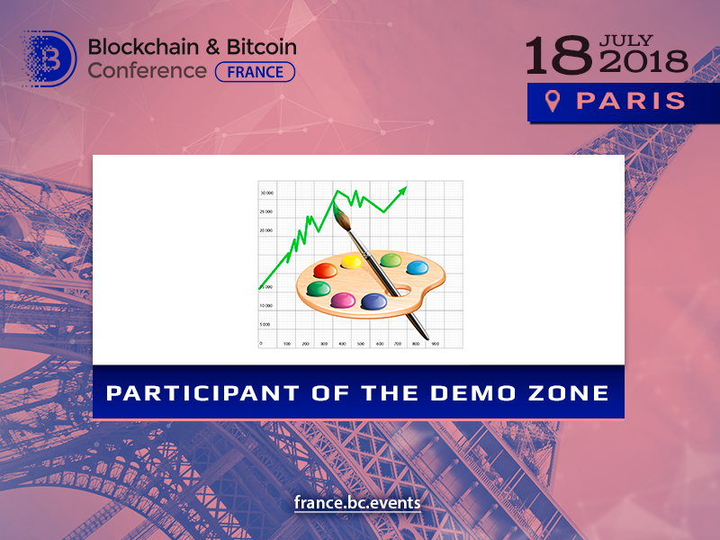 ArtNoy blockchain project to participate in Blockchain & Bitcoin Conference France