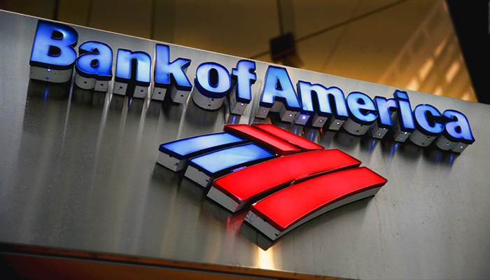 Bank of America opens a branch network without employees