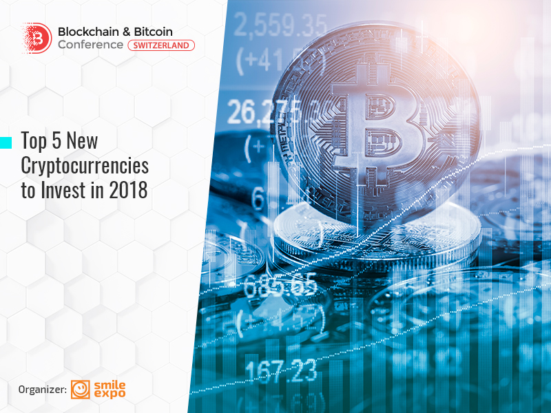 Best New Cryptocurrencies For Investment In 2018 Top 5