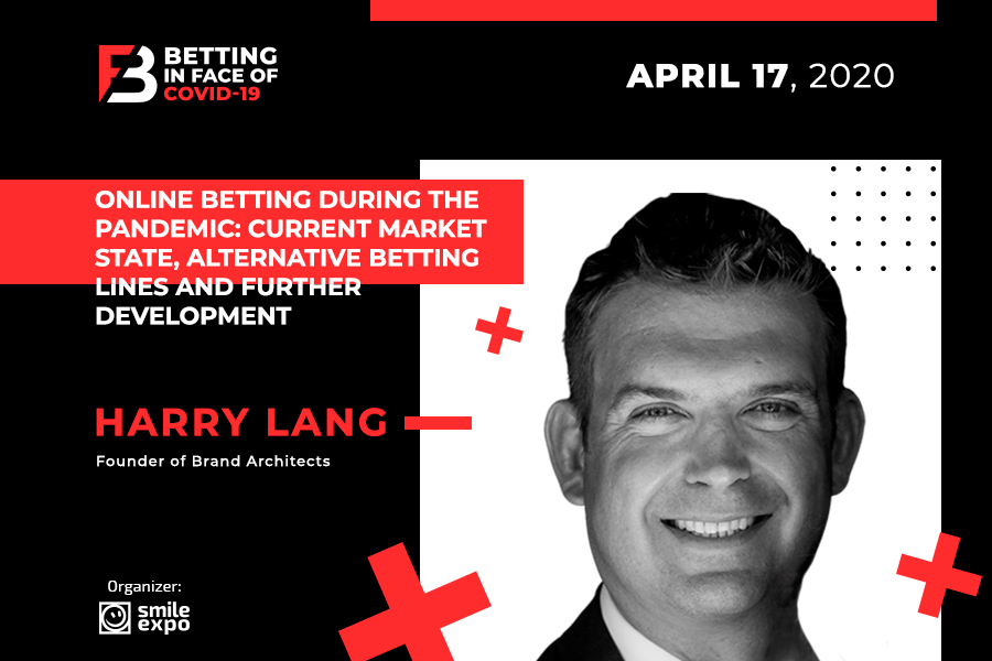 Best Strategies For Betting Business Operations During the Pandemic: Find Out From Harry Lang at Betting in face of COVID-19
