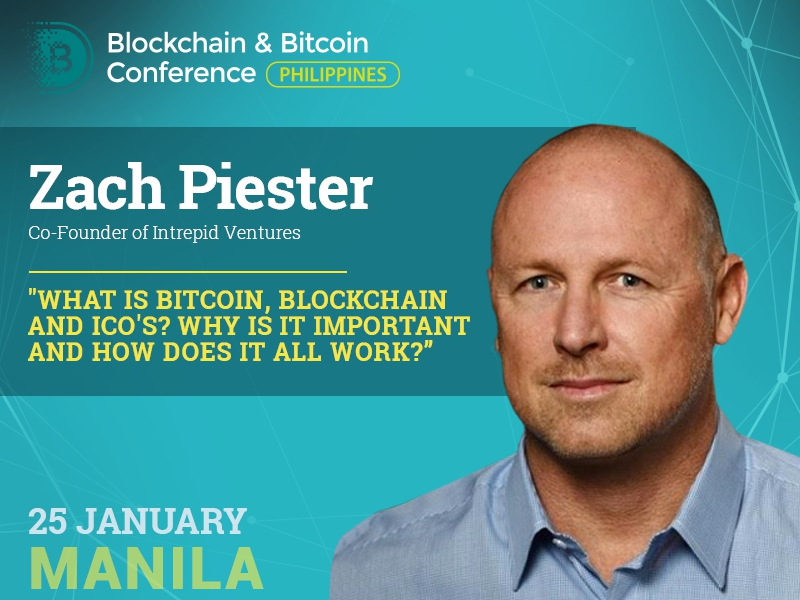 Bitcoin, Blockchain, ICO: How does it all work? Meet Investor and Innovator Zach Piester