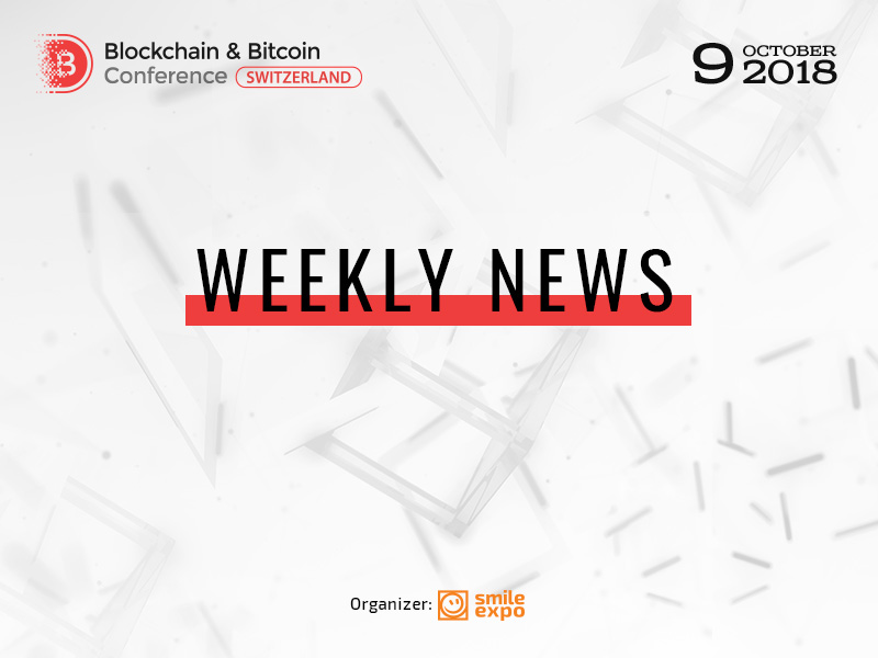 Bitcoin Cash trading volume reduced by 65% and China launched blockchain bonds for $66 million. Weekly news digest