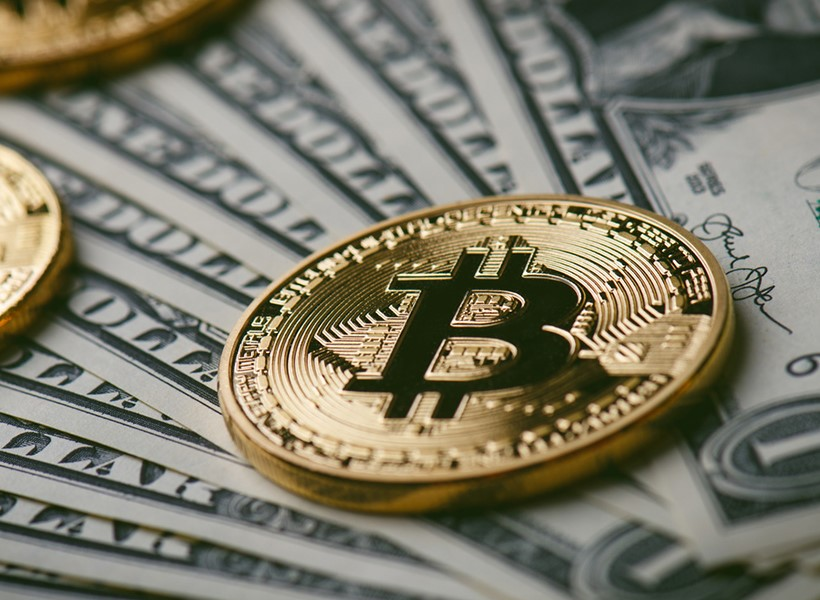 Bitcoin entered top 6 world currencies by circulation
