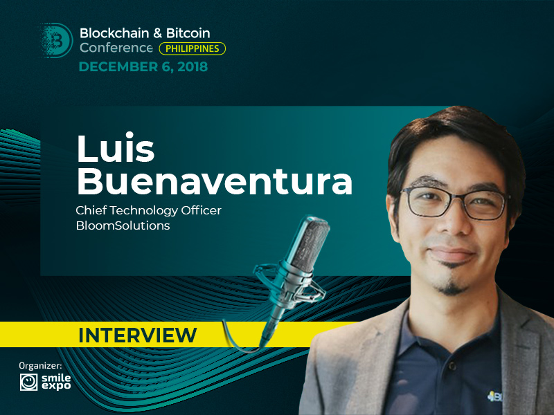 Bitcoin Is a Good Replacement for Gold – Luis Buenaventura, CTO at BloomSolutions