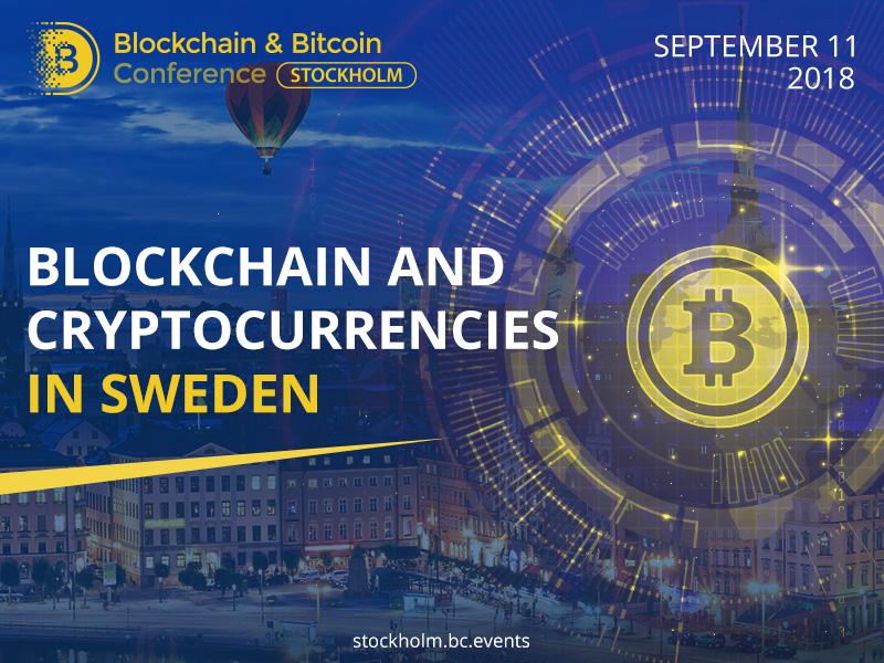 Blockchain and cryptocurrencies in Sweden