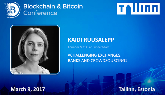 Blockchain as the inevitable future of exchanges. Funderbeam CEO and former CEO at Nasdaq will speak at Blockchain & Bitcoin Conference
