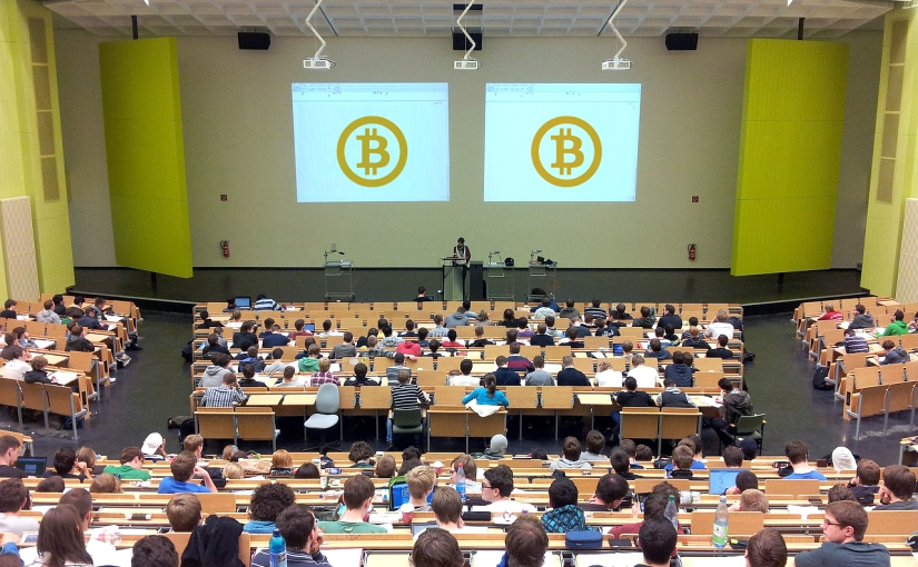 Blockchain at universities: departments can't keep up with technology
