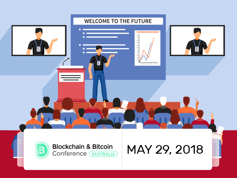 Blockchain & Bitcoin Conference Australia Will Be Held May 29