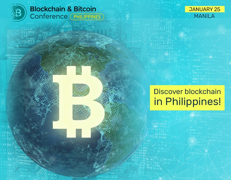 Blockchain & Bitcoin Conference Philippines: discussing the 2018 prospects
