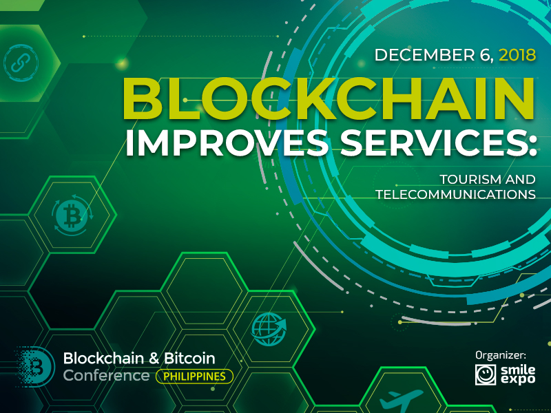 Blockchain Improves Services: Tourism and Telecommunications