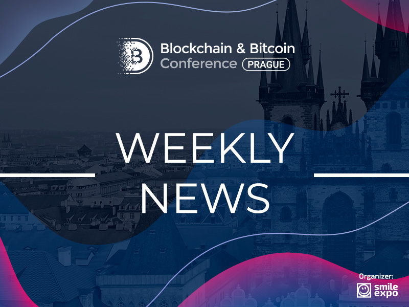 Blockchain news: SWIFT's cooperation with R-3, crypto wallet for Samsung Galaxy S10, and BTT token sale
