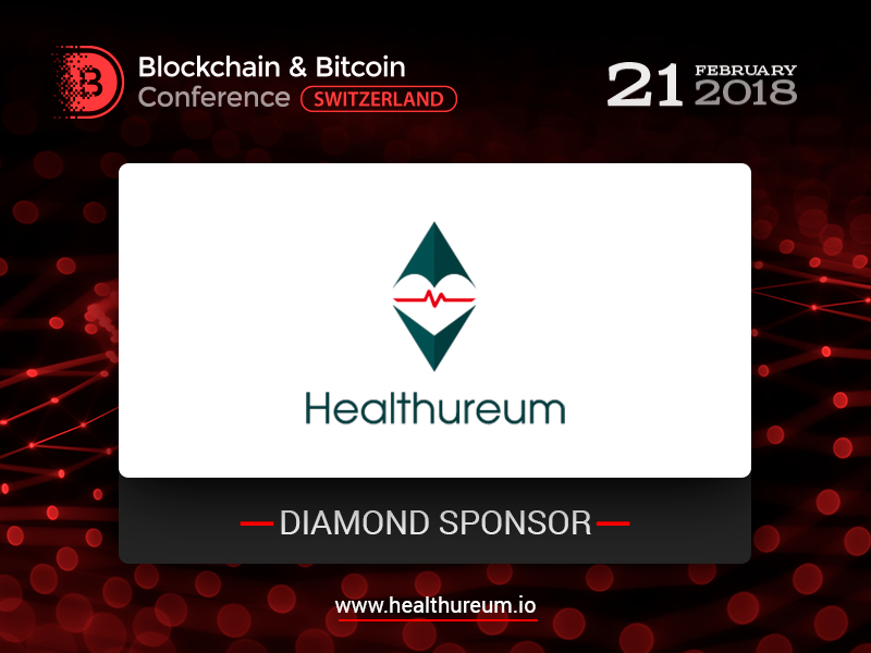 Blockchain platform Healthureum will become Diamond Sponsor of Blockchain & Bitcoin Conference Switzerland