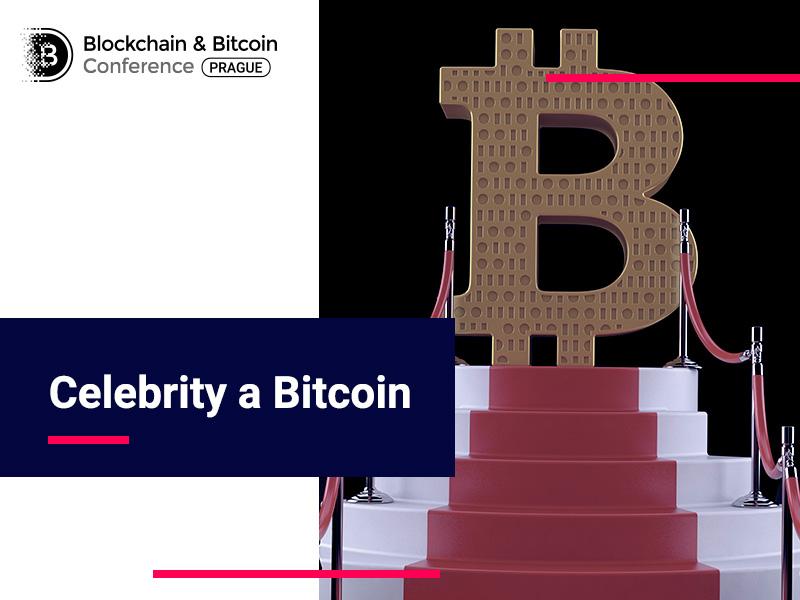 Blockchain pro slavné: kdo z celebrit investuje do kryptoměn