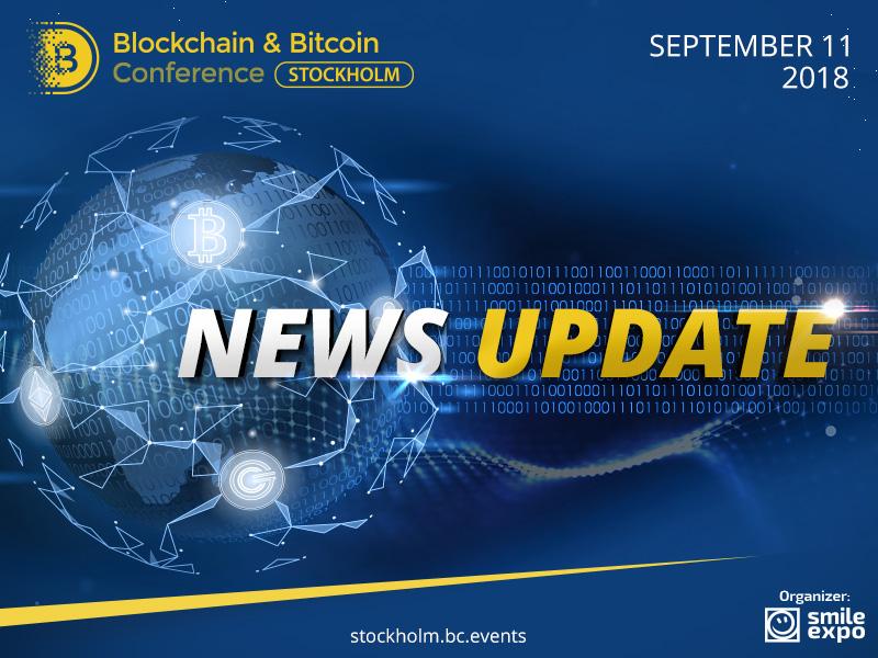 Breaking news of world's blockchain community