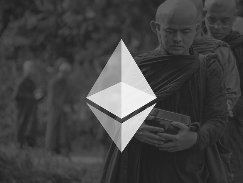 Buddhist developed a karma improving cryptocurrency