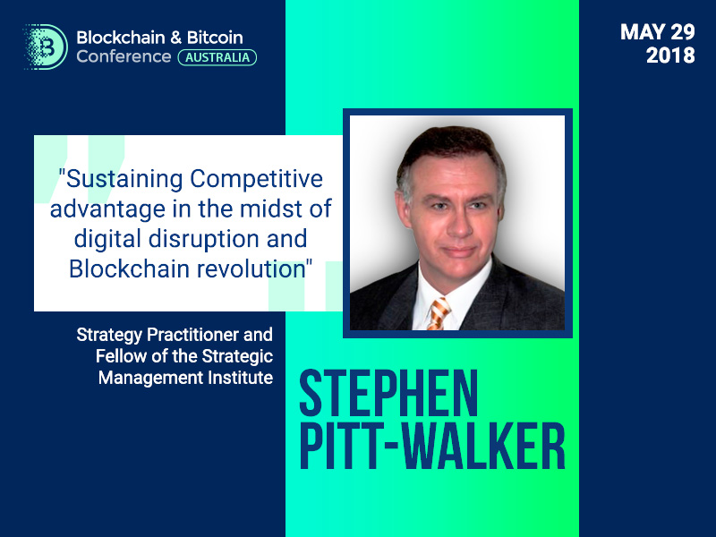 """Caution is a very sound approach to Bitcoin and other cryptocurrencies"" – Stephen Pitt-Walker"