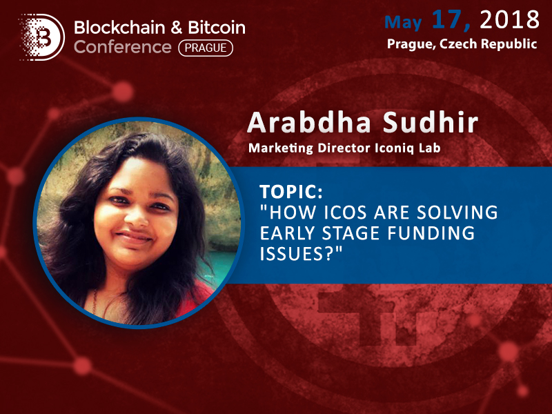 Change in conference program: Arabdha Sudhir from Iconiq Lab to report instead of Sandris Murins