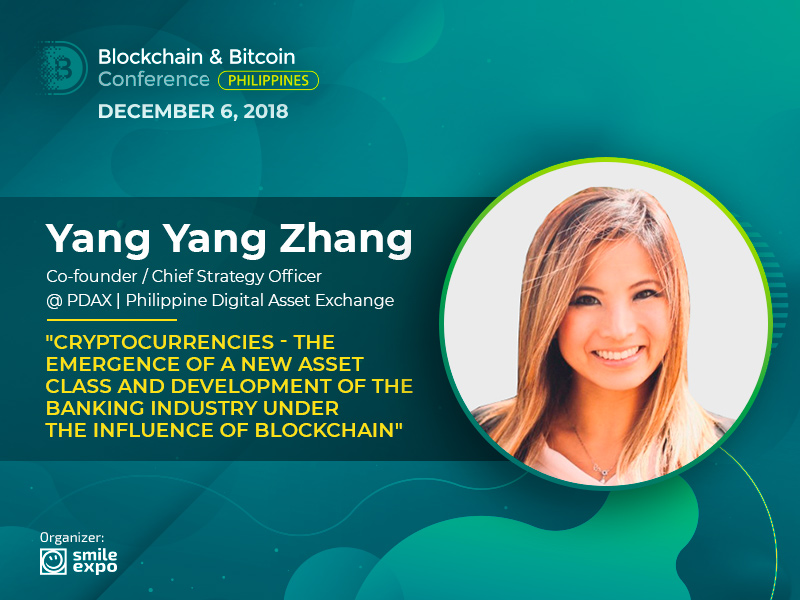 Co-Founder of PDAX Yang Yang Zhang Will Become a Speaker at the Conference
