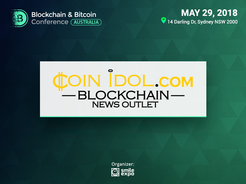 Coinidol.com – Large News Company Will Be at the Blockchain & Bitcoin Conference Australia