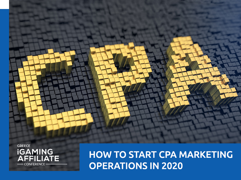 CPA Marketing for Beginners 2020