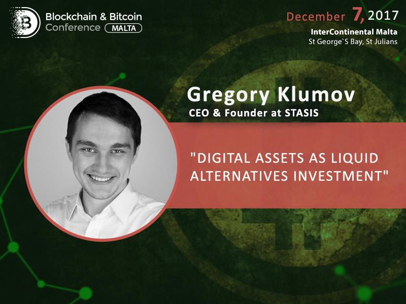 Creator of digital tenge will be a speaker at Blockchain & Bitcoin Conference Malta