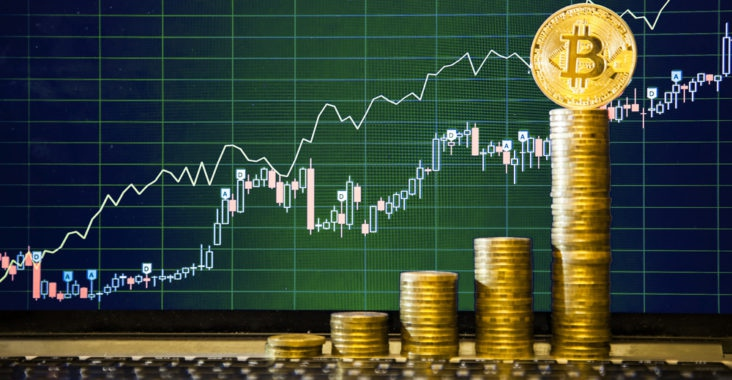 Cryptocurrency set new capitalization record - $116.9 bln