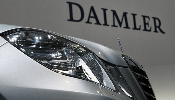 Daimler AG will join Hyperledger