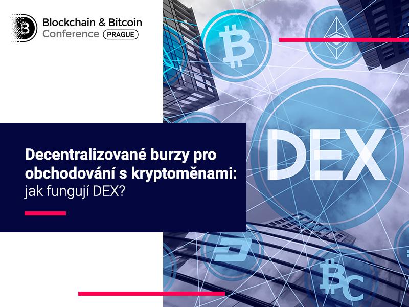Decentralizované burzy pro obchodování s kryptoměnami: jak fungují DEX?