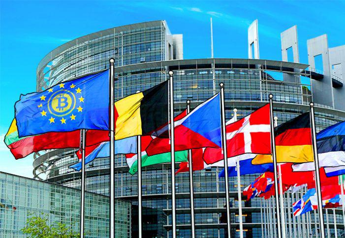 Депутаты Европарламента призвали не тормозить развитие криптовалют