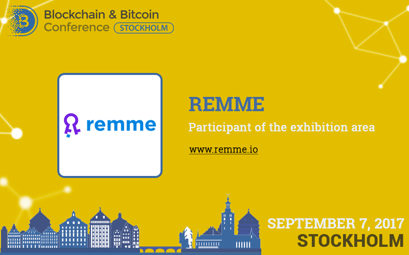 Developers of REMME startup to tell how to save on data protection