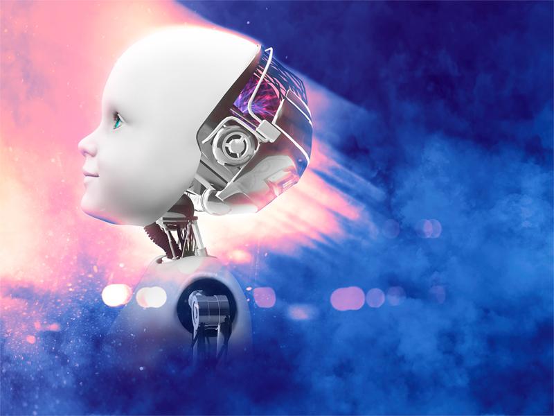 Действительно ли ИИ поработит человечество? Инфографика о пяти мифах об AI