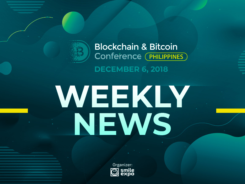 Digest of cryptocurrency news: Blockchain-based boutique bank and startup challenge in the Philippines