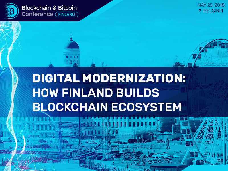 Digital modernization: how Finland builds blockchain ecosystem
