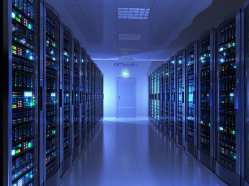 Distributors of mining hardware are counting revenues