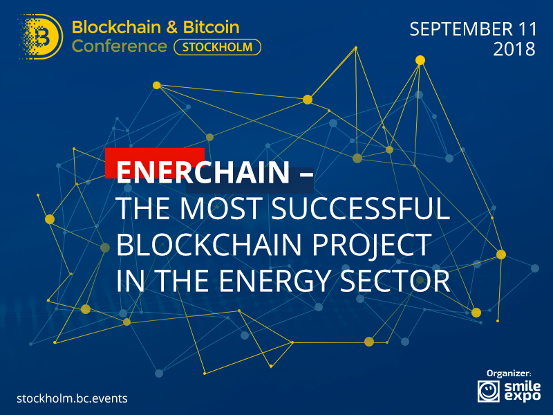Enerchain – the most successful blockchain project in the energy sector