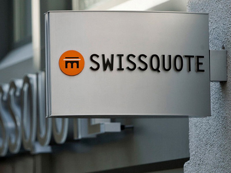 Ethereum and another three altcoins have been introduced in Swissquote online bank