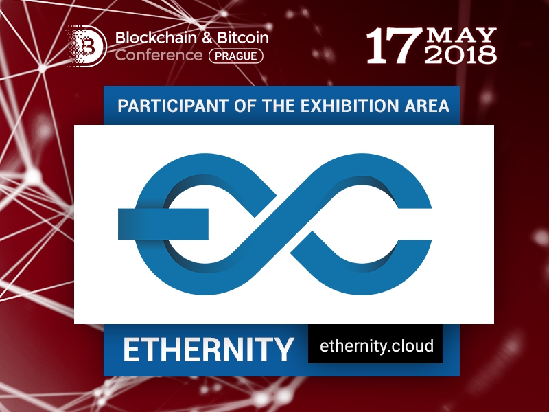 Ethernity to be a new participant of the Blockchain & Bitcoin Conference Prague exhibition area