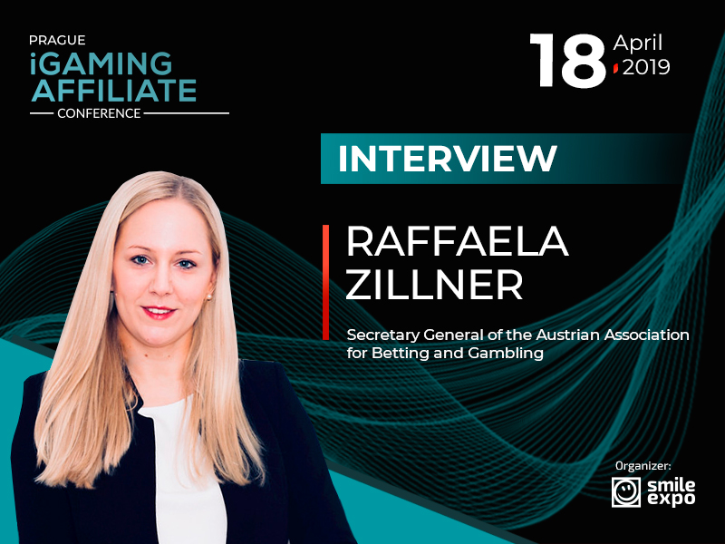 """Fair competition can only be achieved through fair regulation"" – Raffaela Zillner, Secretary General of the Austrian Association for Betting and Gambling"