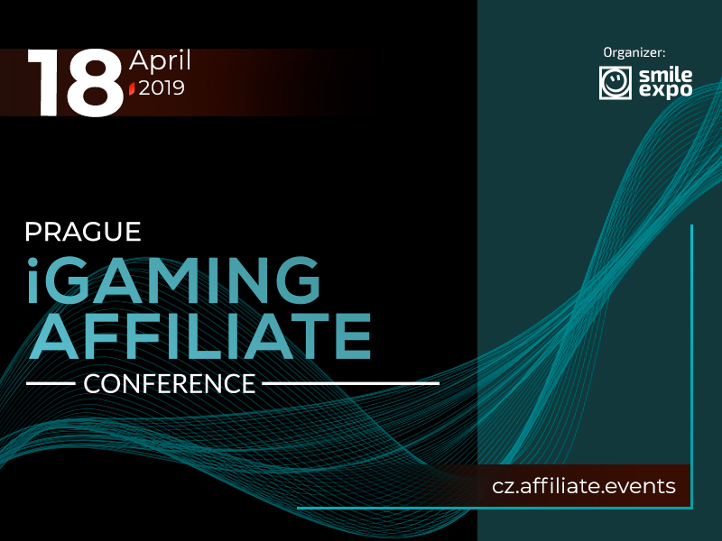 First Prague iGaming Affiliate Conference in the Czech Republic: Smile-Expo to gather top experts