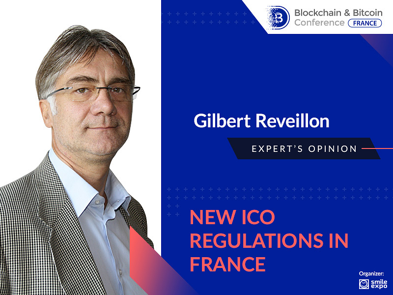 French ICO Regulations: Gilbert Reveillon, CNCCEF, Gives His Opinion