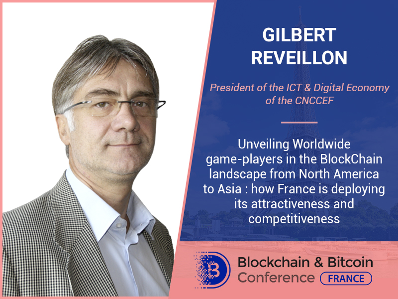 From America to Asia: Huge Blockchain Players – President of the ICT & Digital Economy at CNCCEF Will Present