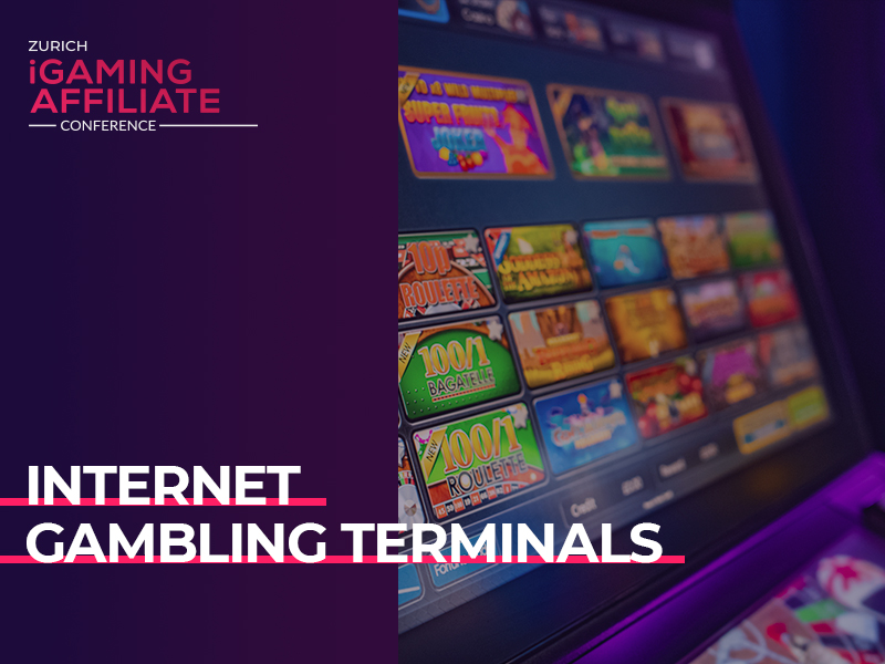 Gambling via Internet Terminals: Types and Advantages of Devices