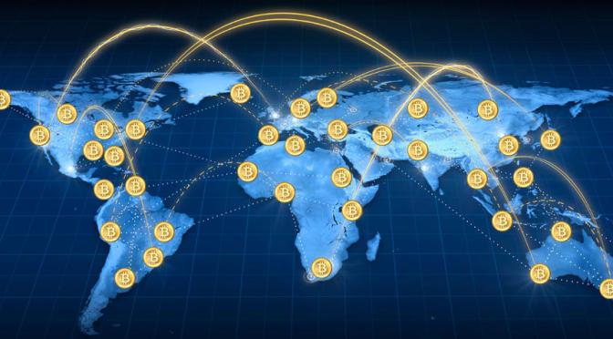 Где и как в мире применяют биткоины?
