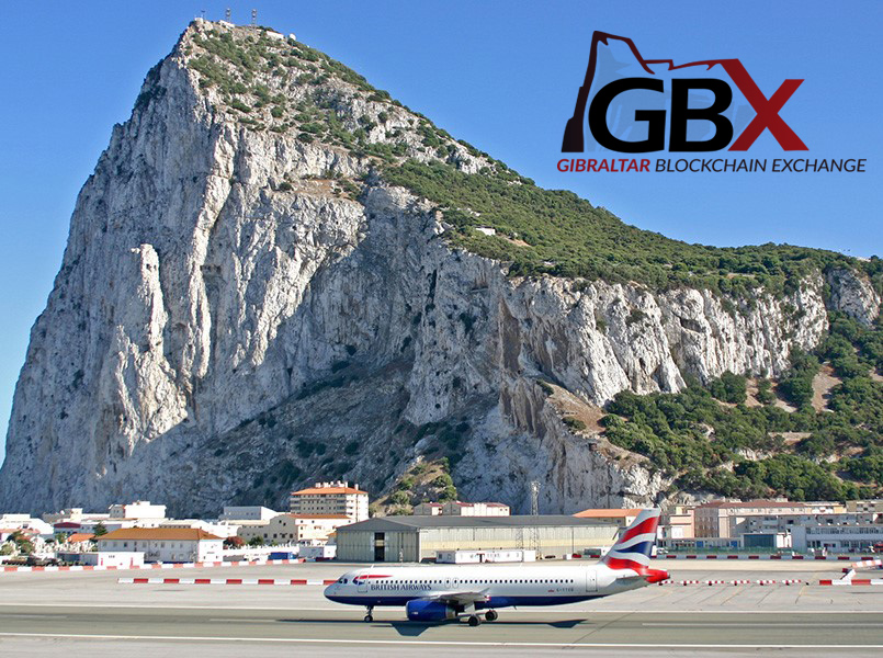Gibraltar Blockchain Exchange announces token sale